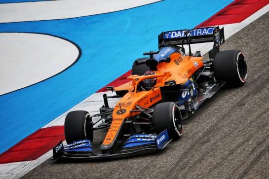 Carlos Sainz Jr (ESP) McLaren MCL35. 27.11.2020. Formula 1 World Championship, Rd 15, Bahrain Grand Prix, Sakhir, Bahrain, Practice Day - www.xpbimages.com, EMail: requests@xpbimages.com © Copyright: Batchelor / XPB Images