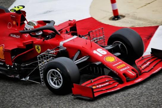 Charles Leclerc (MON) Ferrari SF1000. 27.11.2020. Formula 1 World Championship, Rd 15, Bahrain Grand Prix, Sakhir, Bahrain, Practice Day - www.xpbimages.com, EMail: requests@xpbimages.com © Copyright: Batchelor / XPB Images