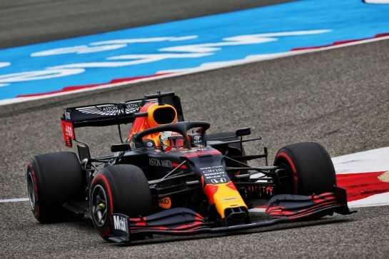 Max Verstappen (NLD) Red Bull Racing RB16. 27.11.2020. Formula 1 World Championship, Rd 15, Bahrain Grand Prix, Sakhir, Bahrain, Practice Day - www.xpbimages.com, EMail: requests@xpbimages.com © Copyright: Batchelor / XPB Images