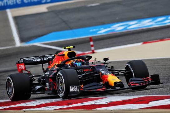 Alexander Albon (THA) Red Bull Racing RB16. 27.11.2020. Formula 1 World Championship, Rd 15, Bahrain Grand Prix, Sakhir, Bahrain, Practice Day - www.xpbimages.com, EMail: requests@xpbimages.com © Copyright: Batchelor / XPB Images