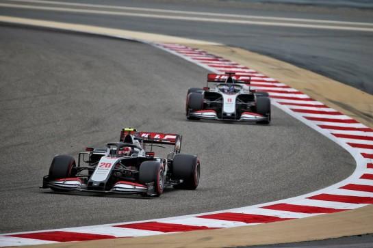 Kevin Magnussen (DEN) Haas VF-20. 28.11.2020. Formula 1 World Championship, Rd 15, Bahrain Grand Prix, Sakhir, Bahrain, Qualifying Day. - www.xpbimages.com, EMail: requests@xpbimages.com © Copyright: Batchelor / XPB Images