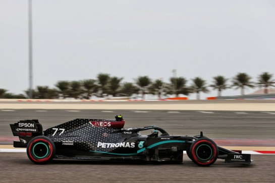 Valtteri Bottas (FIN) Mercedes AMG F1 W11. 28.11.2020. Formula 1 World Championship, Rd 15, Bahrain Grand Prix, Sakhir, Bahrain, Qualifying Day. - www.xpbimages.com, EMail: requests@xpbimages.com © Copyright: Moy / XPB Images