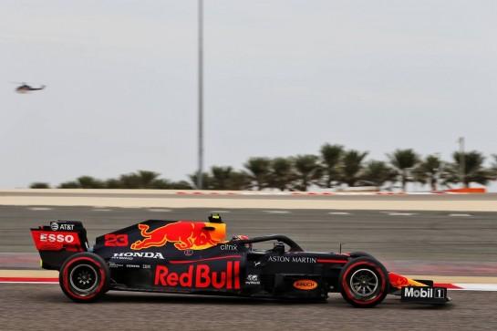 Alexander Albon (THA) Red Bull Racing RB16. 28.11.2020. Formula 1 World Championship, Rd 15, Bahrain Grand Prix, Sakhir, Bahrain, Qualifying Day. - www.xpbimages.com, EMail: requests@xpbimages.com © Copyright: Moy / XPB Images