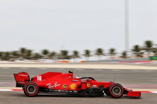 Charles Leclerc (MON) Ferrari SF1000. 28.11.2020. Formula 1 World Championship, Rd 15, Bahrain Grand Prix, Sakhir, Bahrain, Qualifying Day. - www.xpbimages.com, EMail: requests@xpbimages.com © Copyright: Moy / XPB Images