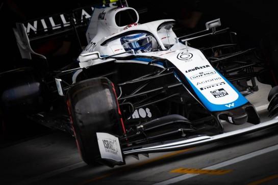 Nicholas Latifi (CDN) Williams Racing FW43. 28.11.2020. Formula 1 World Championship, Rd 15, Bahrain Grand Prix, Sakhir, Bahrain, Qualifying Day. - www.xpbimages.com, EMail: requests@xpbimages.com © Copyright: Bearne / XPB Images