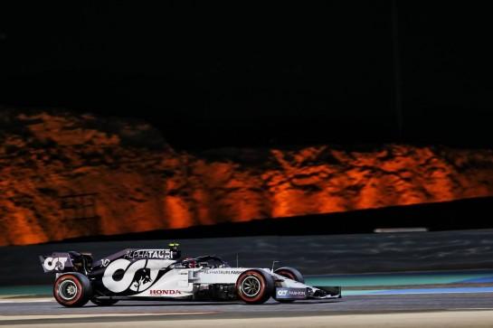 Pierre Gasly (FRA) AlphaTauri AT01. 28.11.2020. Formula 1 World Championship, Rd 15, Bahrain Grand Prix, Sakhir, Bahrain, Qualifying Day. - www.xpbimages.com, EMail: requests@xpbimages.com © Copyright: Batchelor / XPB Images