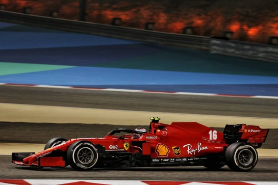 Charles Leclerc (MON) Ferrari SF1000. 29.11.2020. Formula 1 World Championship, Rd 15, Bahrain Grand Prix, Sakhir, Bahrain, Race Day. - www.xpbimages.com, EMail: requests@xpbimages.com © Copyright: Batchelor / XPB Images