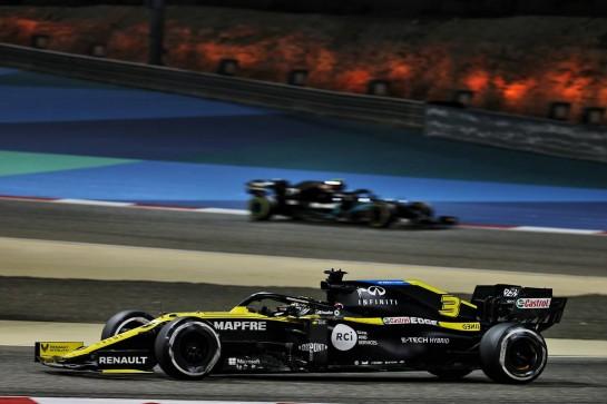 Daniel Ricciardo (AUS) Renault F1 Team RS20. 29.11.2020. Formula 1 World Championship, Rd 15, Bahrain Grand Prix, Sakhir, Bahrain, Race Day. - www.xpbimages.com, EMail: requests@xpbimages.com © Copyright: Batchelor / XPB Images
