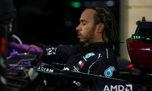 Hamilton admits he's 'gutted' to miss Sakhir race