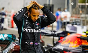 Hamilton tests positive for COVID-19, will miss Sakhir GP!