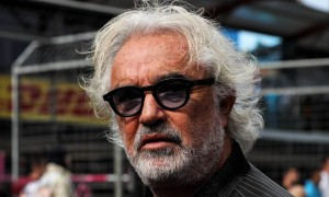 Flavio Briatore (ITA) on the grid. 29.04.2018.