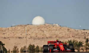 Formula 1 set for three-day pre-season test in 2021