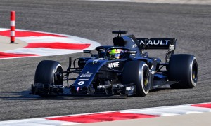 Renault juniors wrap up Bahrain four-day F1 test