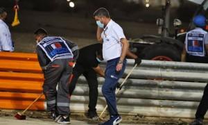 Investigation into Grosjean crash already underway - Masi