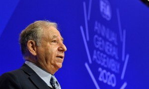 Jean Todt - 2020 FIA Prize Giving Ceremony - Geneva - Friday December 18 2020.