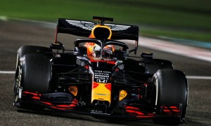 Max Verstappen (NLD) Red Bull Racing RB16. 13.12.2020. Formula 1 World Championship, Rd 17, Abu Dhabi Grand Prix