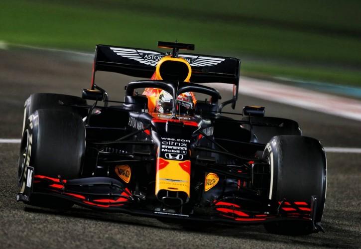 Max Verstappen (NLD) Red Bull Racing RB16. 13.12.2020. Formula 1 World Championship, Rd 17, Abu Dhabi Grand Prix