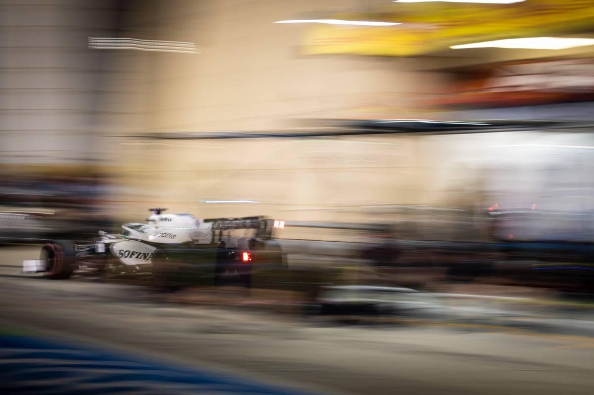 Jack Aitken (GBR) / (KOR) Williams Racing FW43. 05.12.2020.