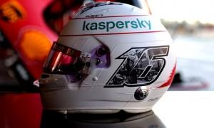 Leclerc honours Vettel with special Abu Dhabi GP helmet