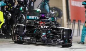 Ricciardo: Shades of Monaco '16 in Mercedes tyre gaffe
