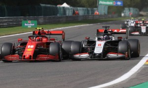 Ferrari in the process of setting up Haas base in Maranello