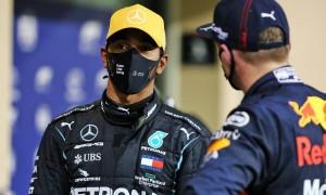 Hamilton 'still not 100 percent' after COVID-19