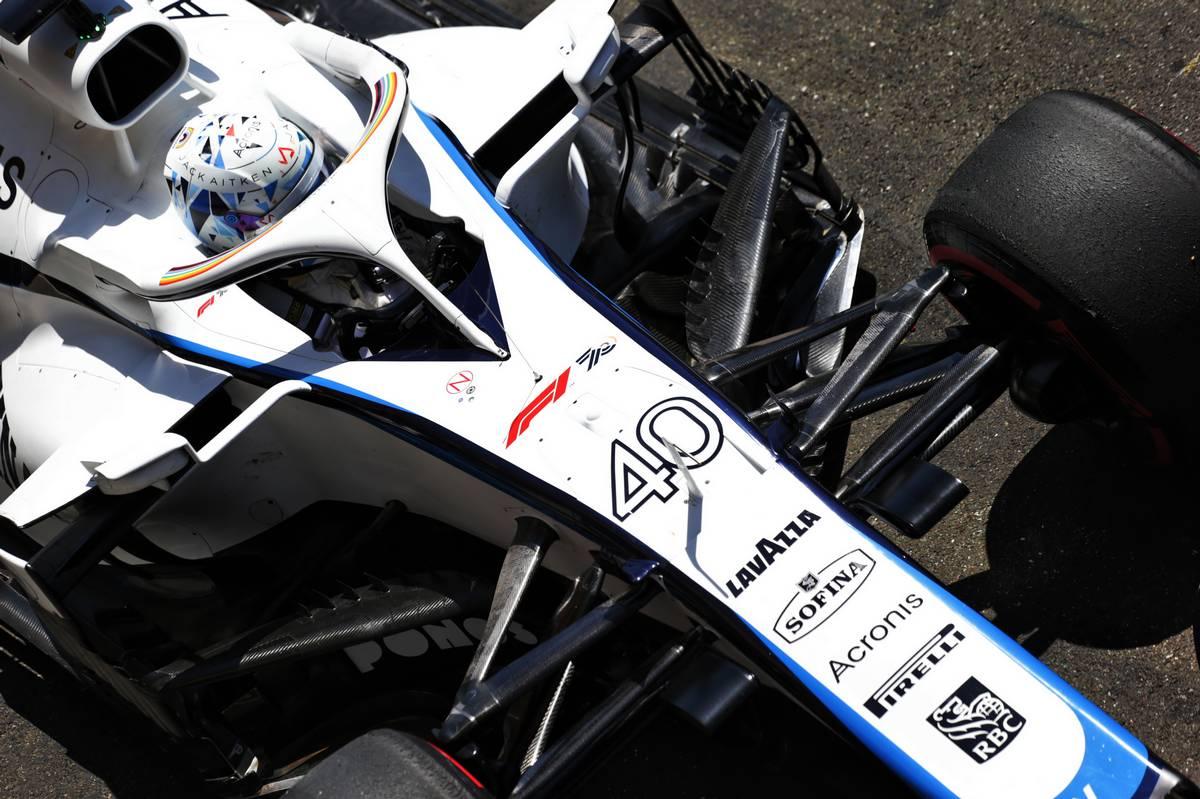 Jack Aitken (GBR) / (KOR) Williams Racing FW43 Reserve Driver. 10.07.2020. Formula 1 World Championship, Rd 2, Steiermark Grand Prix