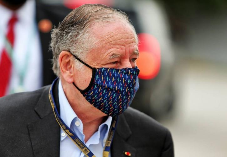 Jean Todt (FRA) FIA President. 28.11.2020. Formula 1 World Championship, Rd 15, Bahrain Grand Prix