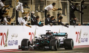 F1i Team Report Card for 2020: Mercedes