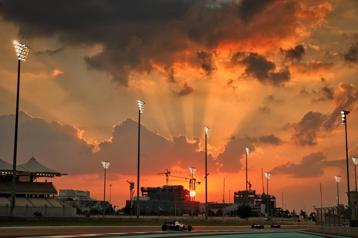 Kevin Magnussen (DEN) Haas VF-20. 12.12.2020. Formula 1 World Championship, Rd 17, Abu Dhabi Grand Prix