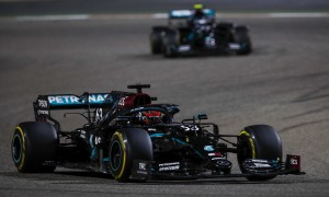Mercedes hit with fine for Sakhir tyre blunder - Russell keeps points
