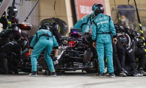 Wolff: Radio failure led to 'colossal f*** up' for Mercedes