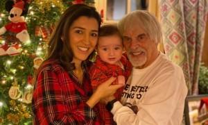 Bernie feels the Christmas love with an Ace up his sleeve