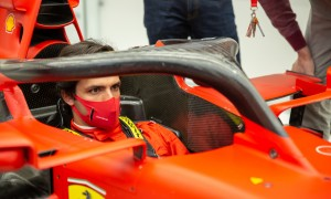 Sainz on Ferrari: 'Everything started happening very quickly!'