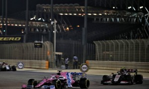 2020 Sakhir Grand Prix - Race results