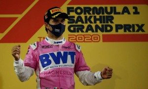 Perez insists Sakhir victory was 'on merit', not luck