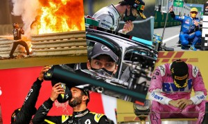 F1i's Top 10 Moments of 2020