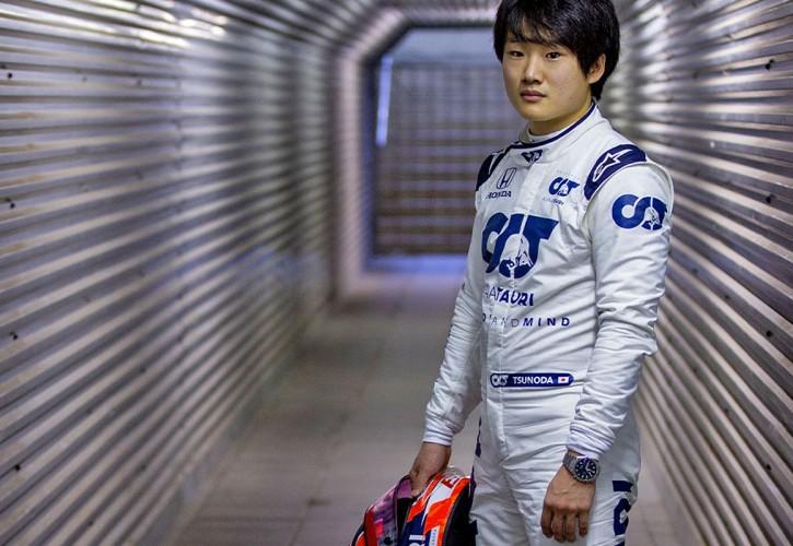 Honda-backed Yuki Tsunoda gets 2021 AlphaTauri F1 seat