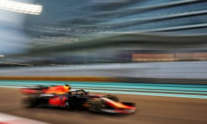 2020 Abu Dhabi Grand Prix - Qualifying results
