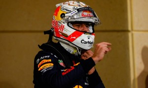 Verstappen hopes 'to have a bit of fun' on Sunday