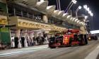 Sebastian Vettel (GER) Ferrari SF1000. 05.12.2020. Formula 1 World Championship, Rd 16, Sakhir Grand Prix
