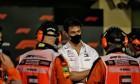 Toto Wolff (GER) Mercedes AMG F1 Shareholder and Executive Director. 13.12.2020. Formula 1 World Championship, Rd 17, Abu Dhabi Grand Prix