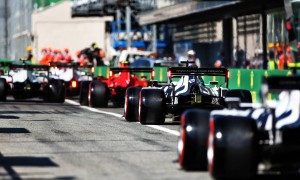 Formula 1 to reduce Friday sessions to 60 minutes in 2021