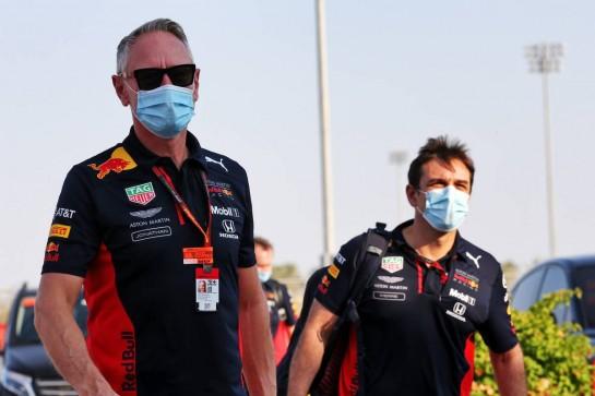 Jonathan Wheatley (GBR) Red Bull Racing Team Manager. 03.12.2020. Formula 1 World Championship, Rd 16, Sakhir Grand Prix, Sakhir, Bahrain, Preparation Day. - www.xpbimages.com, EMail: requests@xpbimages.com © Copyright: Batchelor / XPB Images
