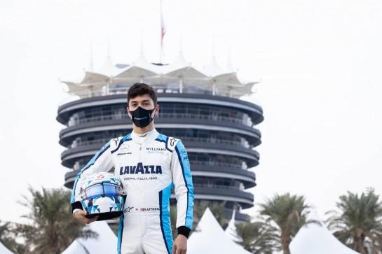 Jack Aitken (GBR) / (KOR) Williams Racing. 02.12.2020. Formula 1 World Championship, Rd 16, Sakhir Grand Prix, Sakhir, Bahrain, Preparation Day. - www.xpbimages.com, EMail: requests@xpbimages.com © Copyright: Bearne / XPB Images