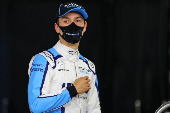 Jack Aitken (GBR) / (KOR) Williams Racing. 03.12.2020. Formula 1 World Championship, Rd 16, Sakhir Grand Prix, Sakhir, Bahrain, Preparation Day. - www.xpbimages.com, EMail: requests@xpbimages.com © Copyright: Moy / XPB Images