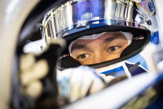 Jack Aitken (GBR) / (KOR) Williams Racing FW43. 03.12.2020. Formula 1 World Championship, Rd 16, Sakhir Grand Prix, Sakhir, Bahrain, Preparation Day. - www.xpbimages.com, EMail: requests@xpbimages.com © Copyright: Bearne / XPB Images
