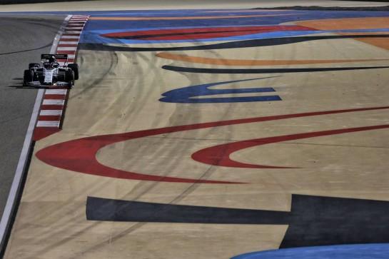 Daniil Kvyat (RUS) AlphaTauri AT01. 05.12.2020. Formula 1 World Championship, Rd 16, Sakhir Grand Prix, Sakhir, Bahrain, Qualifying Day. - www.xpbimages.com, EMail: requests@xpbimages.com © Copyright: Moy / XPB Images