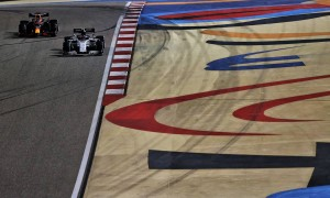 Sakhir GP: Saturday's action in pictures
