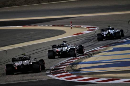 Kevin Magnussen (DEN) Haas VF-20. 05.12.2020. Formula 1 World Championship, Rd 16, Sakhir Grand Prix, Sakhir, Bahrain, Qualifying Day. - www.xpbimages.com, EMail: requests@xpbimages.com © Copyright: Batchelor / XPB Images